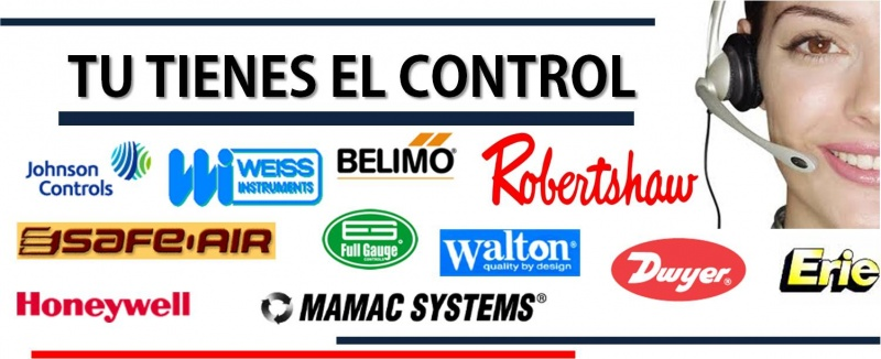 Controles honeywell
